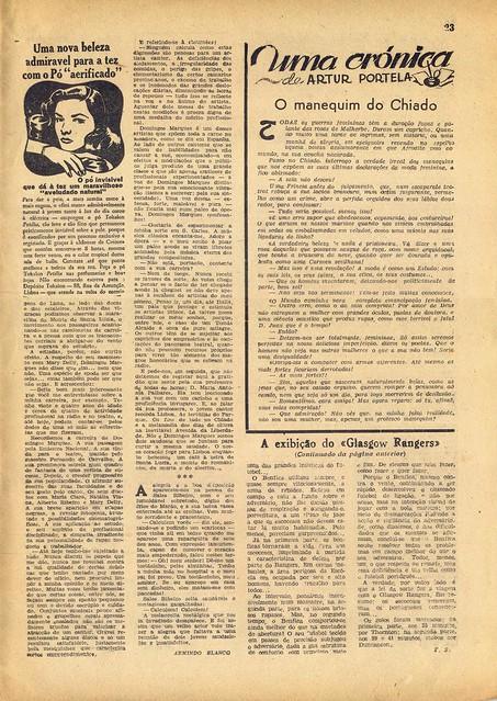 Século Ilustrado, No. 528, Fevereiro 14 1948 - 21