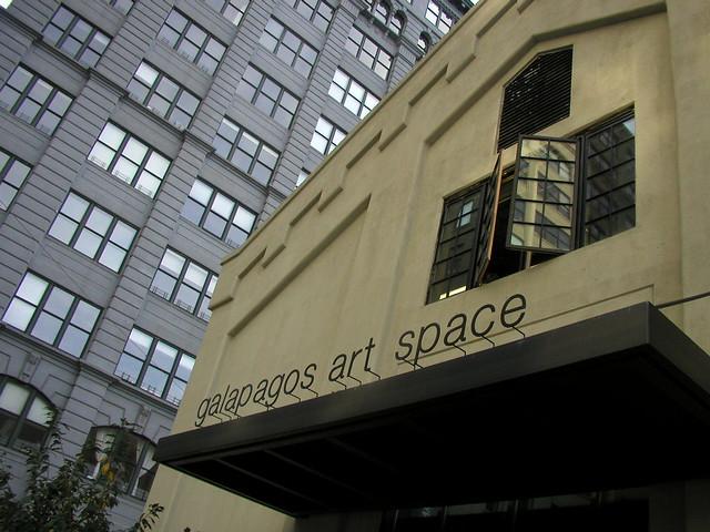 Galapagos Art Space