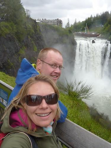 Snoqualmie Falls - 2