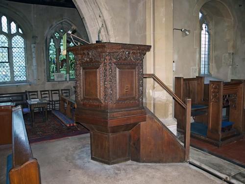Pulpit c. 1670 (1)