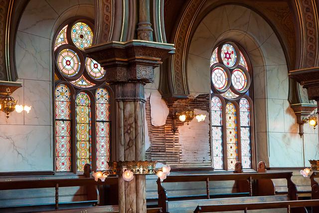 OHNY: Eldridge Street Synagogue