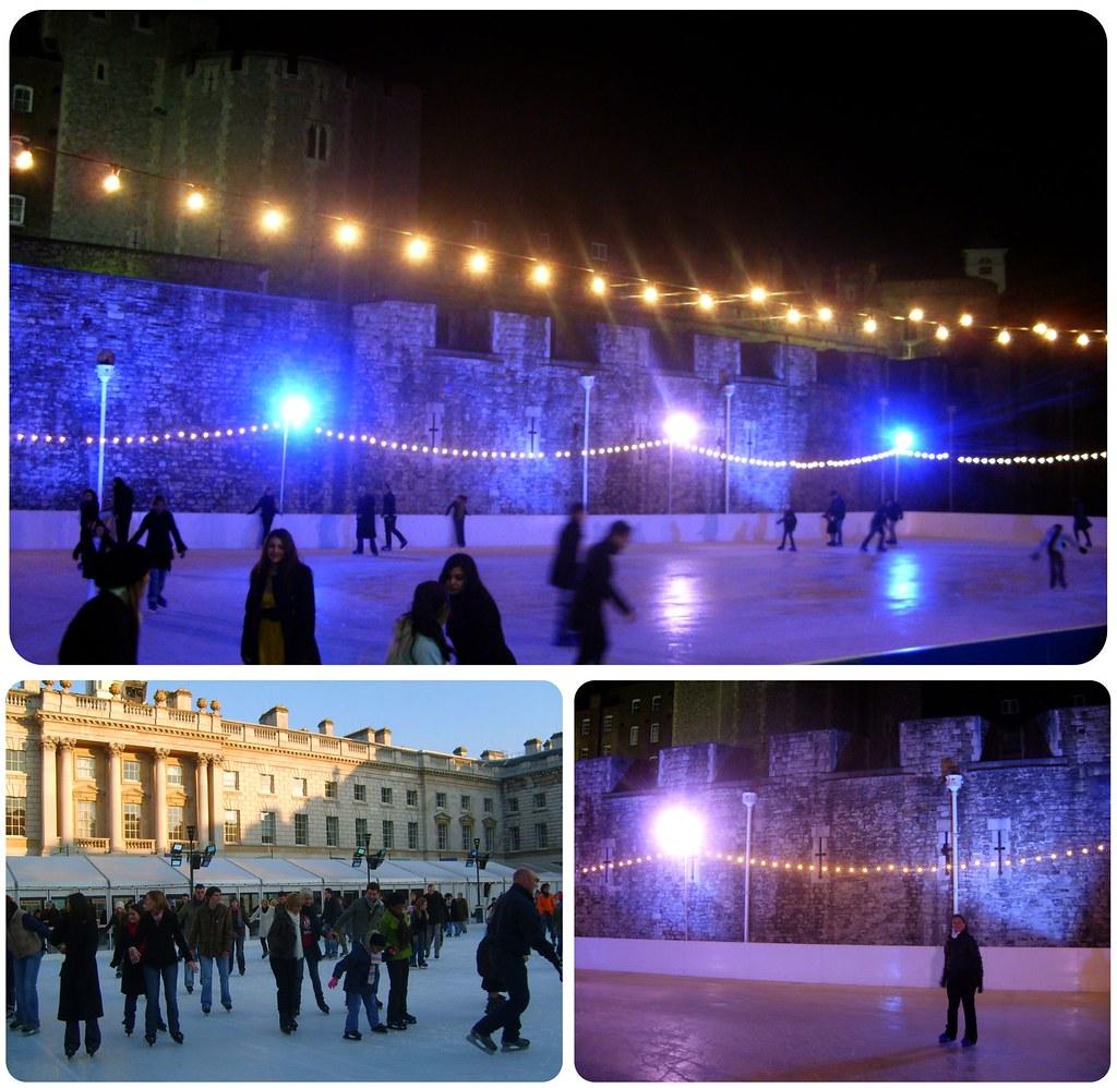London Ice Rinks