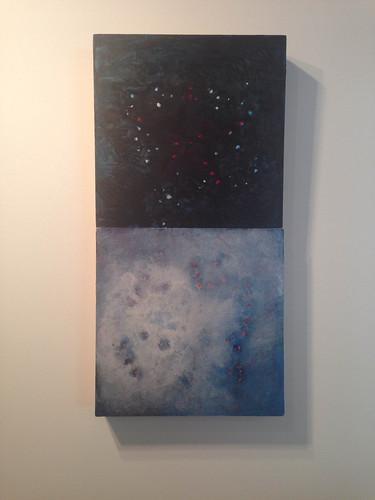Mapping Heaven In Progress 4 Linda Griggs