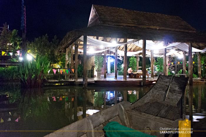 The Lagoon at Phuket's Siam Niramit