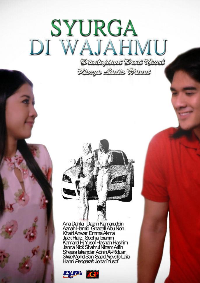 drama bersiri Syurga di Wajahmu