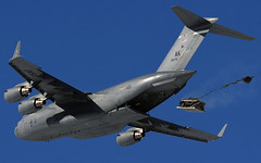 aerospace engineering, aviation, airplane, vehicle, military transport aircraft, boeing c-17 globemaster iii, jet aircraft, air force,