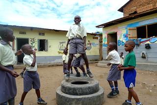Excel Education Centre - for AIDS victims