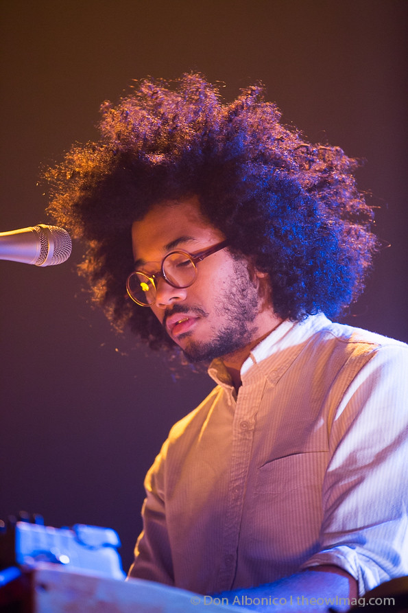 Toro Y Moi @ Fox Theater, Oakland, CA 11/15/13