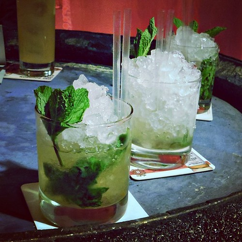 Mint Juleps! #green #q7weeksofcolour