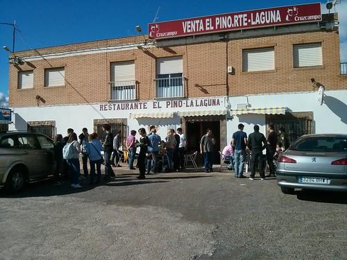Venta el Pino la Laguna, Nacimiento (Almeria)