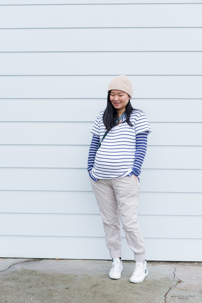 stripes on stripes layering