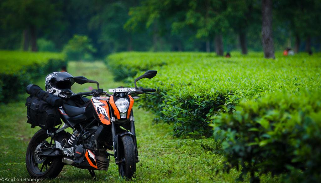 [Photo Feature]: KTM Duke 200. Bhutan. Solo