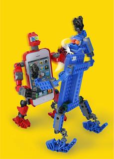 SmallWorks LEGO Robots
