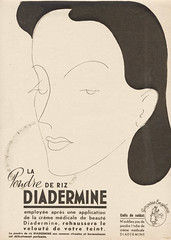 Diadermine Marie-Claire n°152 - 26 janvier 1940