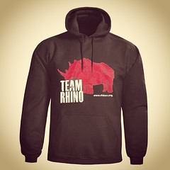 Our online store is now live! T-shirts, hats and onesies available. www.rhinos.org/shop