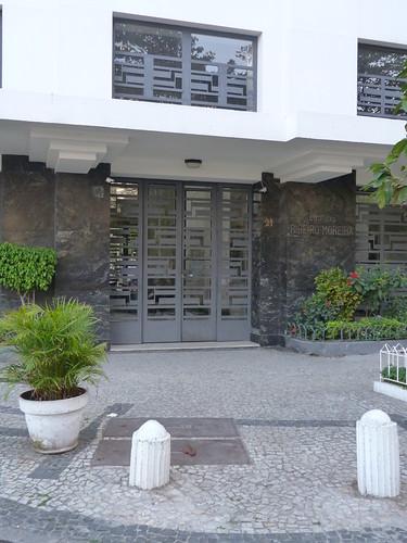 Edificio Ribeiro Moreira, Copacabana