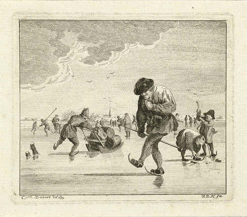 018-Patinadores-Anthonij van der Haer, ca 1745 - 1785-Rijkmuseum