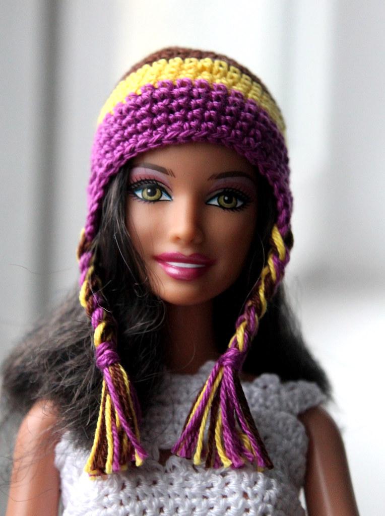 Crochet Doll Hat  71371f35b4a