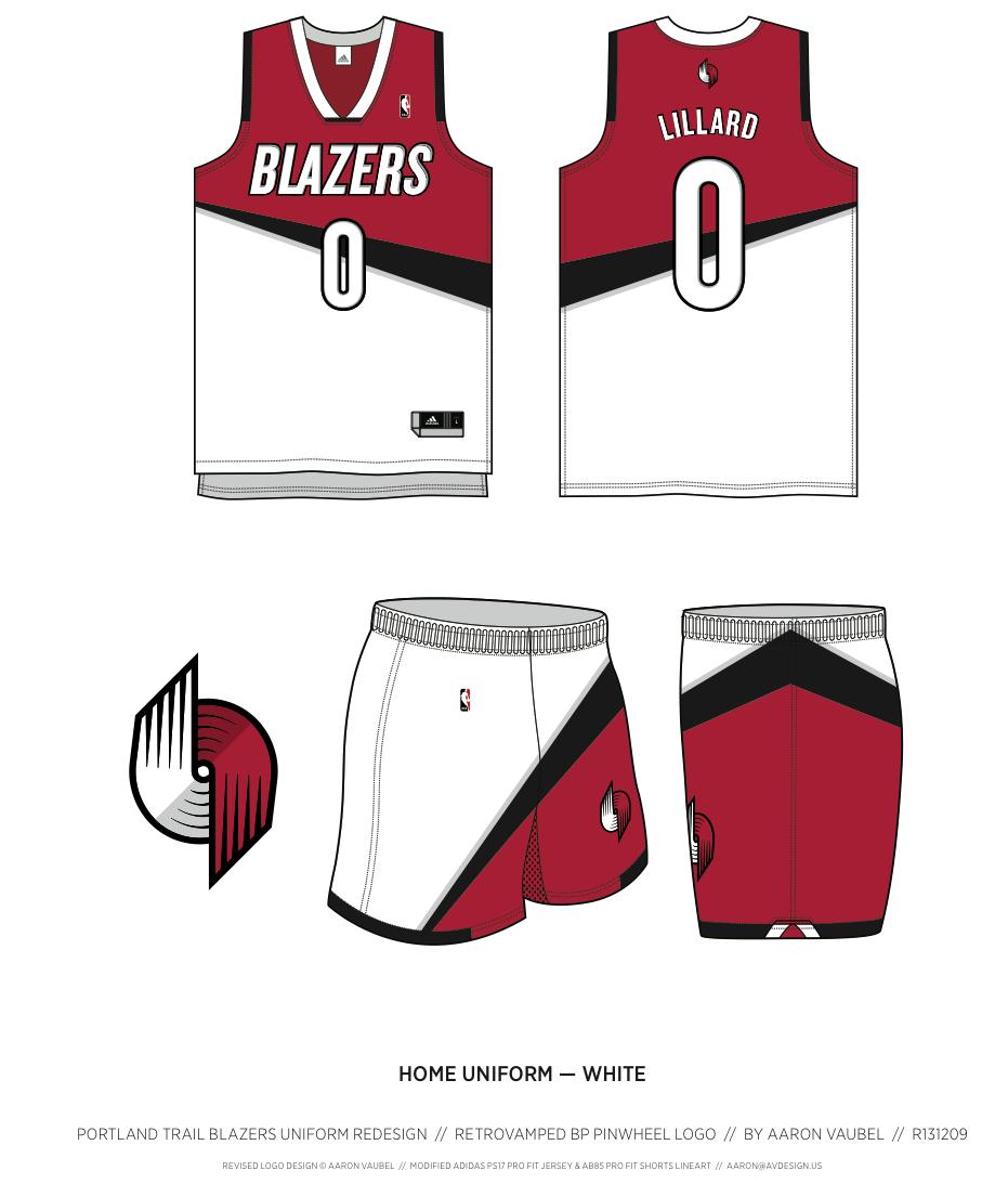 Portland Trail Blazers Reddit: The Portland TrailBlazers Are Thinking Of Redesigning