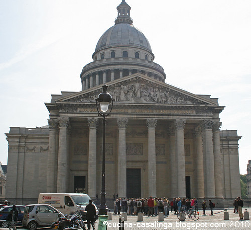 Pantheon aussen