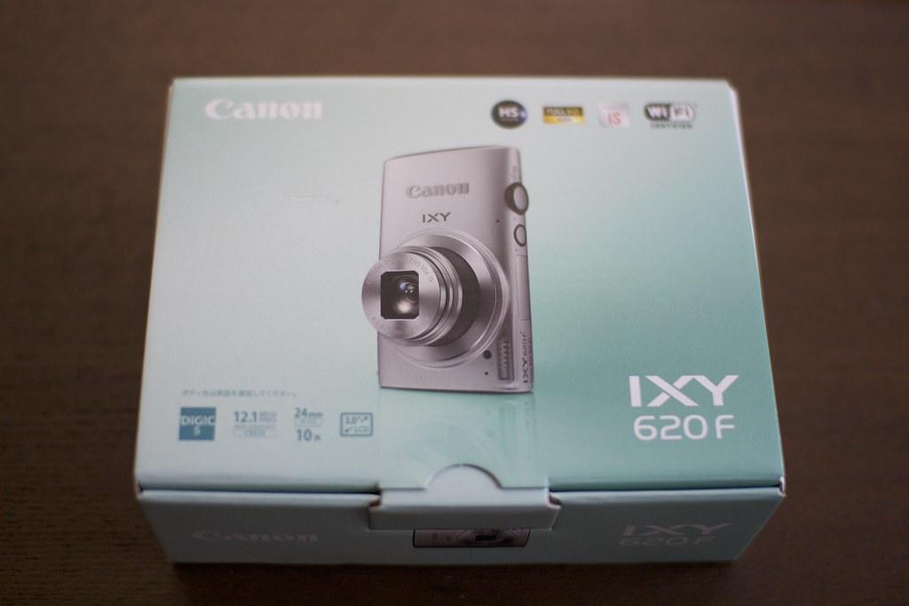 Canon IXY 620F
