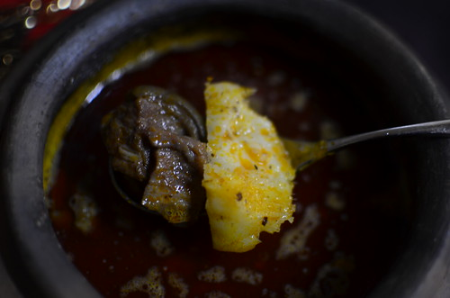 How to cook Ukodo - Yam and Pepper Soup Pottage