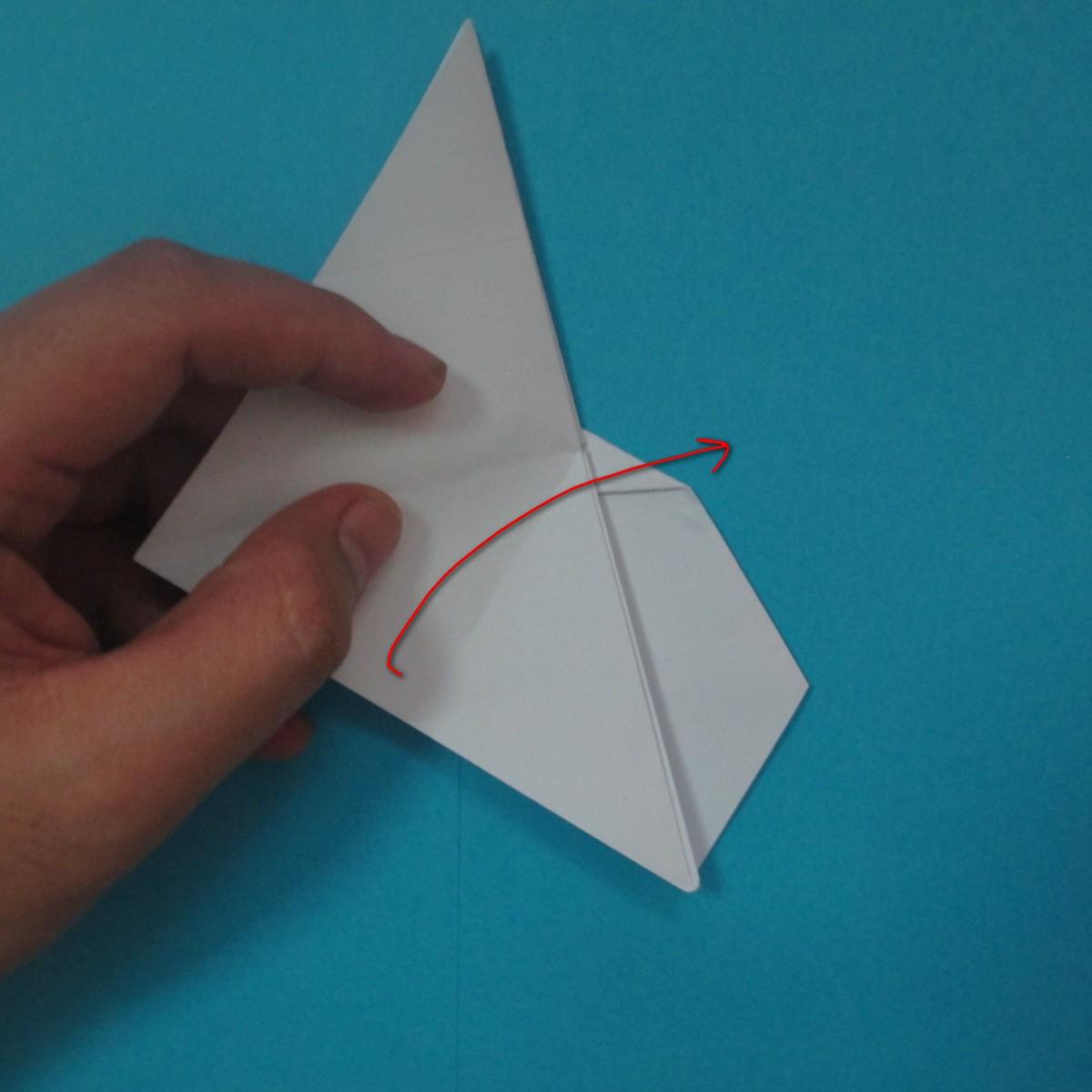 วิธีการพับกระดาษเป็นนกเพนกวิ้น 026