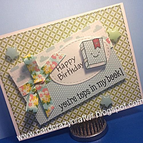 Lawn Fawn Birthday by CardCrazyCrafter (Debbie)