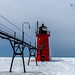 South Haven Lighthouse by Kevin Povenz Thanks for all the views and comments