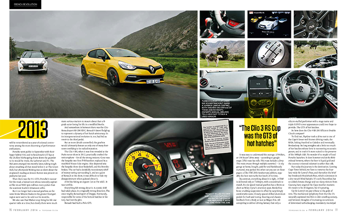Desmond Louw car automotive photography feature in TopGear magazine South Africa dna photographers 13
