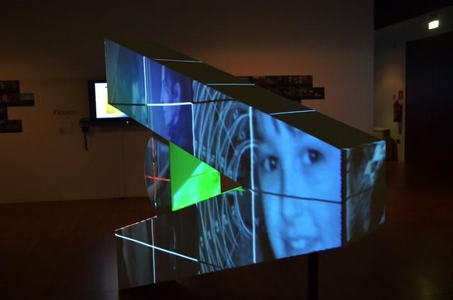 A de ProyectAragón - Exposición - Video mapping