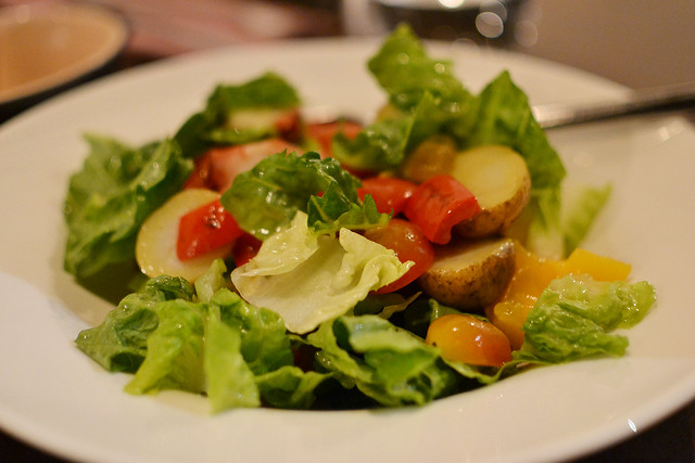 Octopus Salad, Oca Grassa