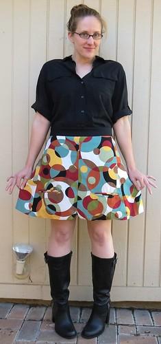 Circus Skirt
