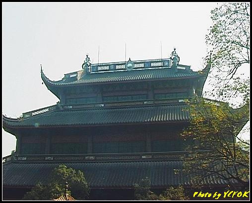 杭州 飛來峰景區 - 081 (靈隱寺)
