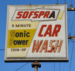 Sofspra Car Wash