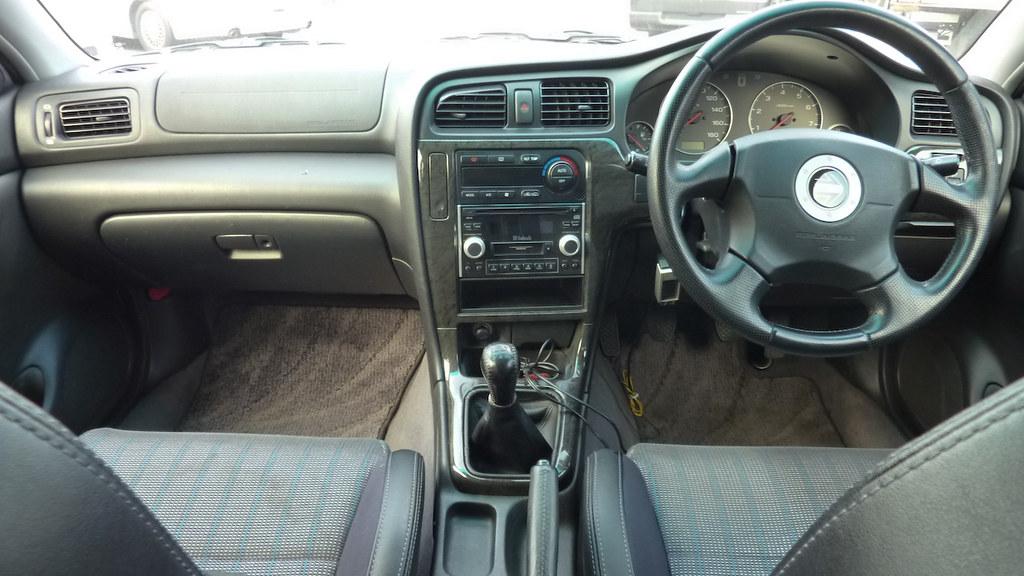 Colins 99 BH 5 Legacy GT B