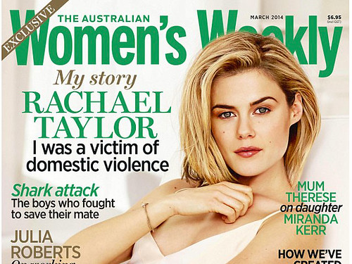 Rachel Taylor opens up about being a victim of domestic violence