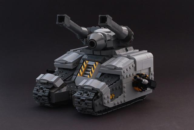 Gremlin Tank.