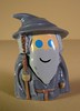 Hobbit Chibis: Gandalf by FranMoff