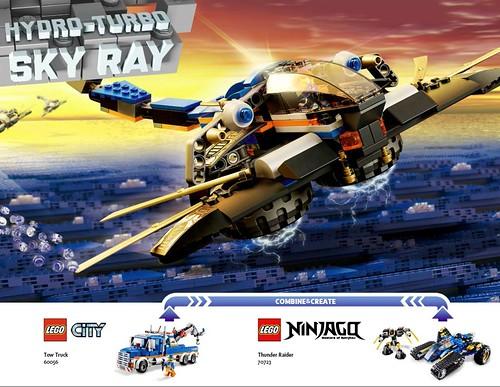 Hydro-Turbo Sky Ray