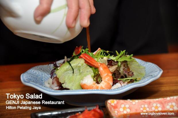 Genji Japanese Restaurant Hilton Petaling Jaya 1