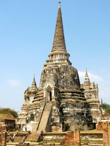 Chedi de Wat Phra Si Sanphet