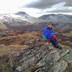 I survived the Via Ferrata course and made it to the top.  It was challenging, but well worth it. #lovegreatbritain @traveldudes #mountain #climbing #viaferrata #adventuresports #lakedistrict #photosofengland #landscape