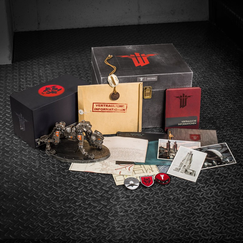 Wolfenstein: The New Order Panzerhund Edition