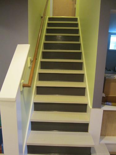 Treppenstufen Gummi