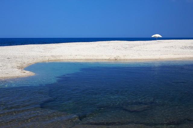 Zalongo beach - Greece Epirus
