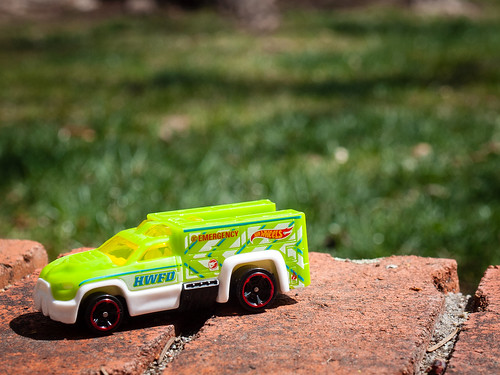 Hot Wheels Rescue Duty