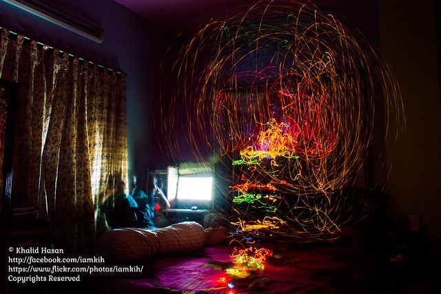 Light Painting I