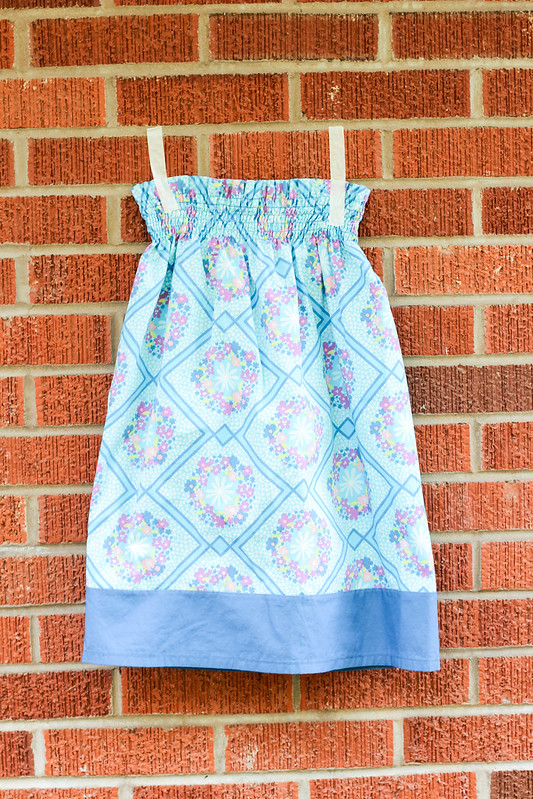 Dreamin' Vintage Colorblock Skirt