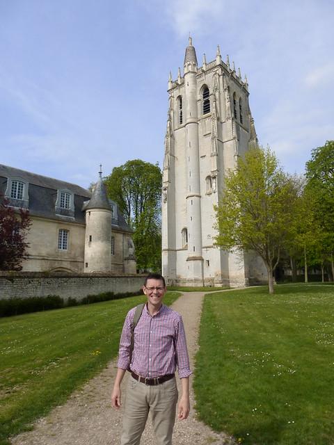 469 Abbaye Notre-Dame du Bec-Hellouin